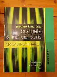 Managing Finance - prepare & manage budgets & financial plans Crows Nest North Sydney Area Preview