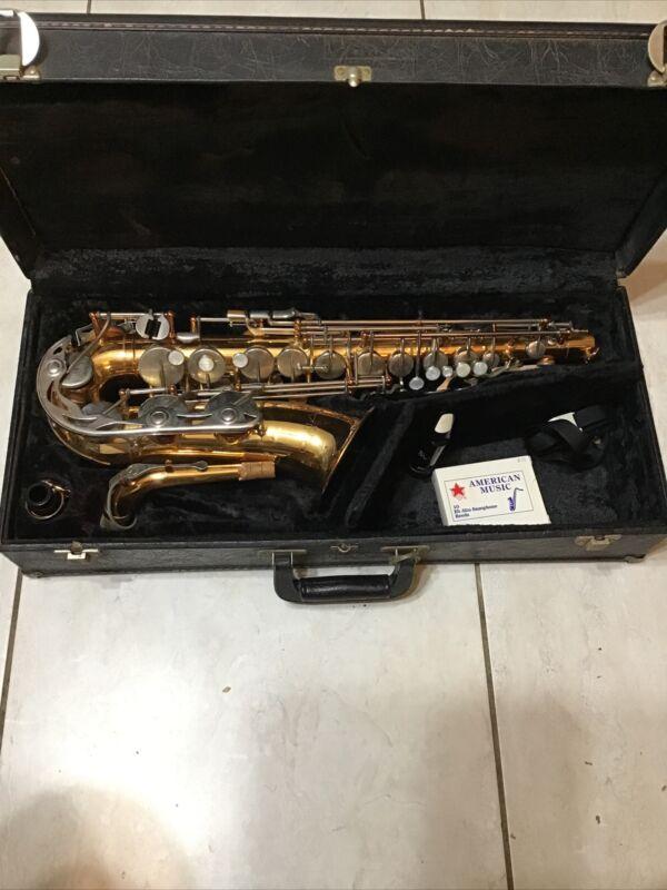 Vito Alto Saxophone W/hard Case