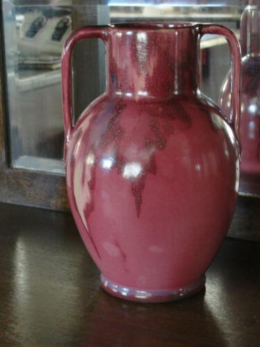 Weller Pottery Juneau Glazed Vase Artist Dorothy England