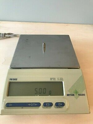 Mettler Toledo Pb1502 Balance Digital Scale