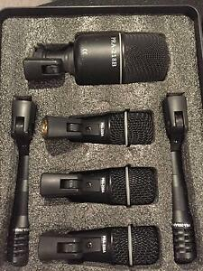 Drum Mic Set - Superlux DRK-E4C2 Chatswood Willoughby Area Preview