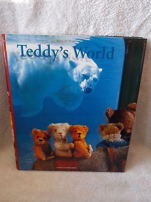 Teddy's World * Book * A Joost Elffers Book * Hardback