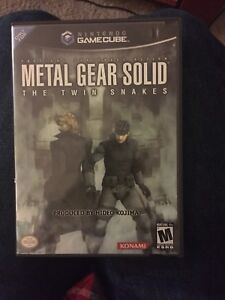 MGS : Twin Snakes