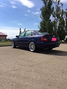 Audi b5 s4 stage 3+