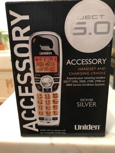Uniden DCX150 1.9 GHz Single Line Expansion Handset s  - $29.70