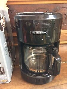 Proctor Silax 10 cup coffee maker