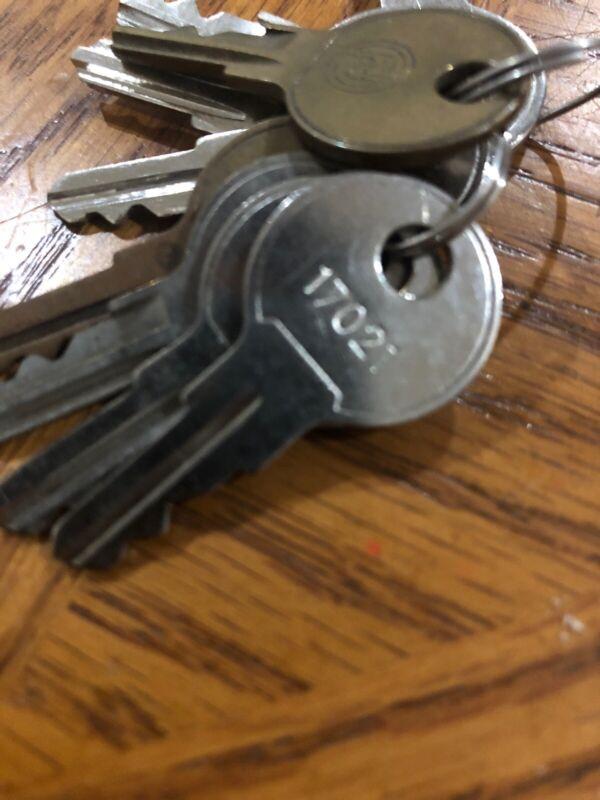 Key 17021 Notifier NFS2-640 NFS2-3030 NBG-12LX BNG-1R NFS-320 Fire Warden-100X