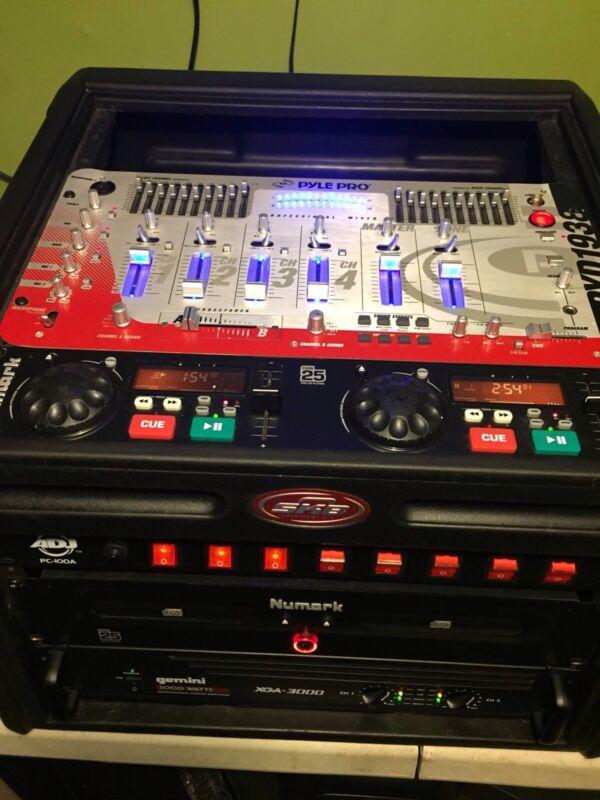 complete Professional  dj system