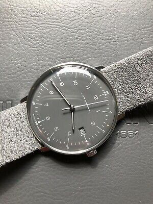 junghans max bill watch