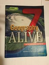 Geography Alive - Text Book for Year 7 Gladstone Park Hume Area Preview