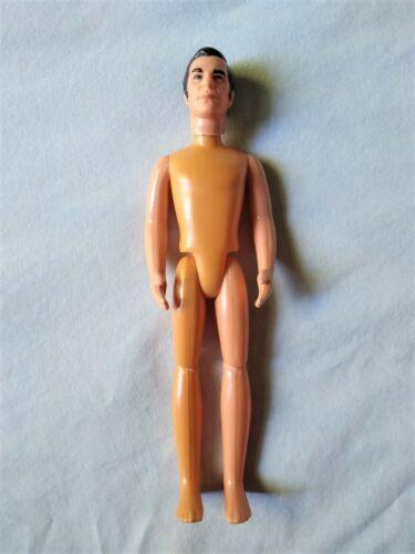 "Space 1999 Mattel 1973 John Koenig 9"" action figure Martin Landau Loose Nude"