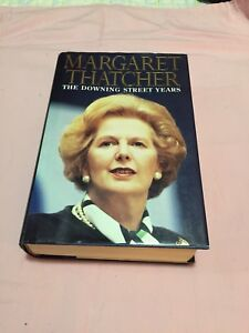 """Margaret Thatcher """" The Downing St. Years""""  $5.00"""