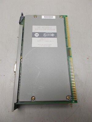 Ab Mini-plc-205 Processor Module Cat. No. 1772-ls Ser. A Fw Rev. H