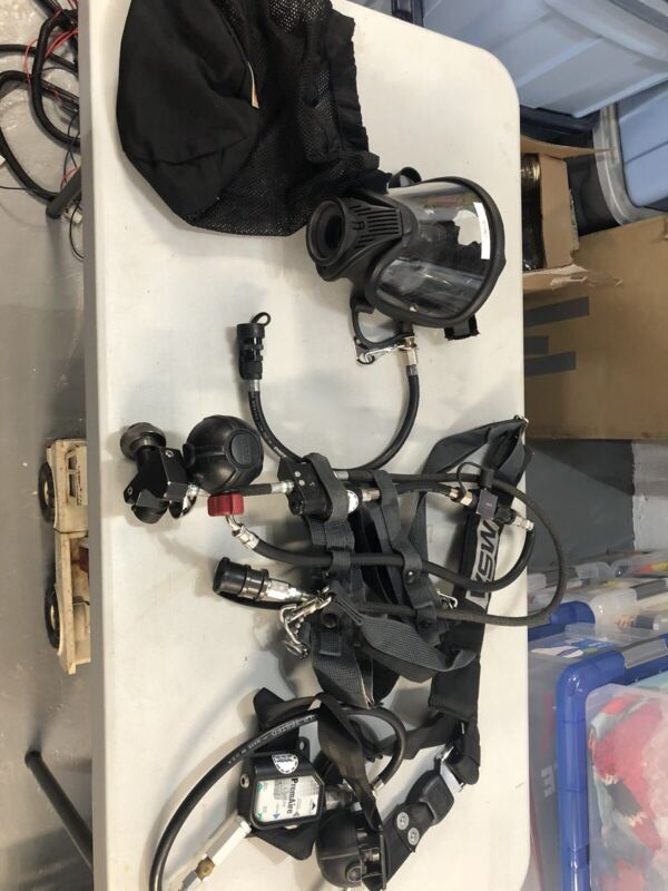 MSA Rescue air RIT Pack