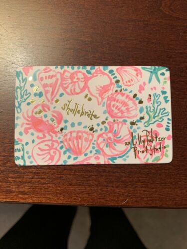 Lilly Pulitzer Gift Card. Orig Price 250 - $210.00