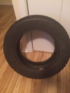 2 Nordic Goodyear tires P195/65R15