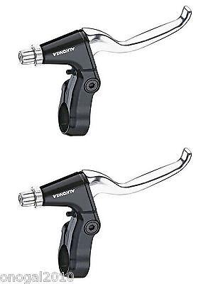 2x Manetas de Freno Frenos V- Brake Brake y Cantilever de Bicicleta...