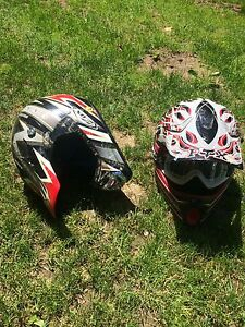 Motocross Youth L, Helm