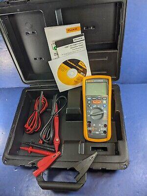 New Fluke 1587fc 1587 Fc Megohmmeter Megger Insulation Tester Meter