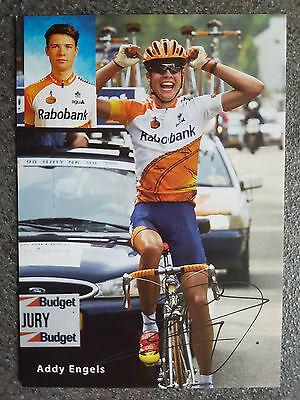 AK m.Druck.AG Addy Engels Team Rabobank 2000 Rarität