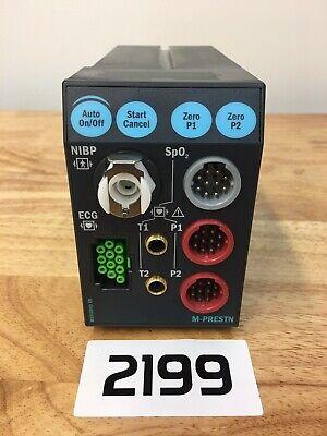 Ge Datex-ohmeda E-prestn-01 Gas Module M2199