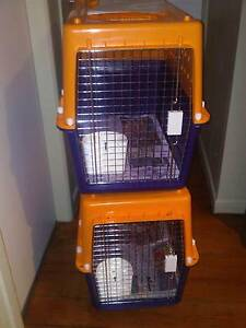 """Priced """"each"""" - PP40 AIRLINE APPROVED PET CARRIER (2 available) Seaford Meadows Morphett Vale Area Preview"""
