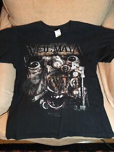 Veil of Maya Unbreakable band tee t-shirt