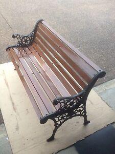 Garden bench Bolwarra Maitland Area Preview