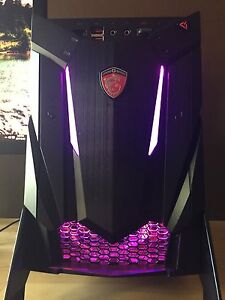 MSI Gaming Desktop GTX 1070  w/ mouse & keyboard