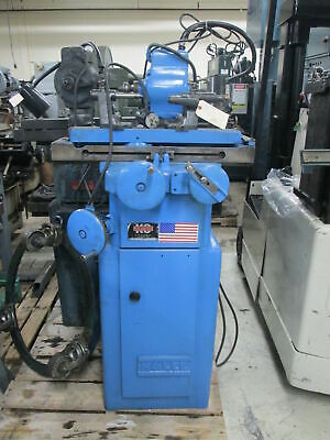 K.o. Lee Company Model B300x 11between Centers Universal Tool Grinder