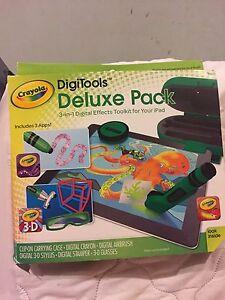 Crayola digitools deluxe pack