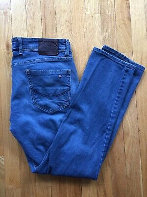 Men's SuperDry Jeans 36 Vintage Copper Denim Classics Tokyo Japan Union Jack