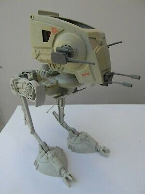 Vintage Kenner Lucasfilm LFL Star Wars AT-ST Scout Walker Vehicle 1982 ROTJ!!!