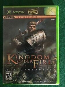 Kingdom under fire sur Xbox