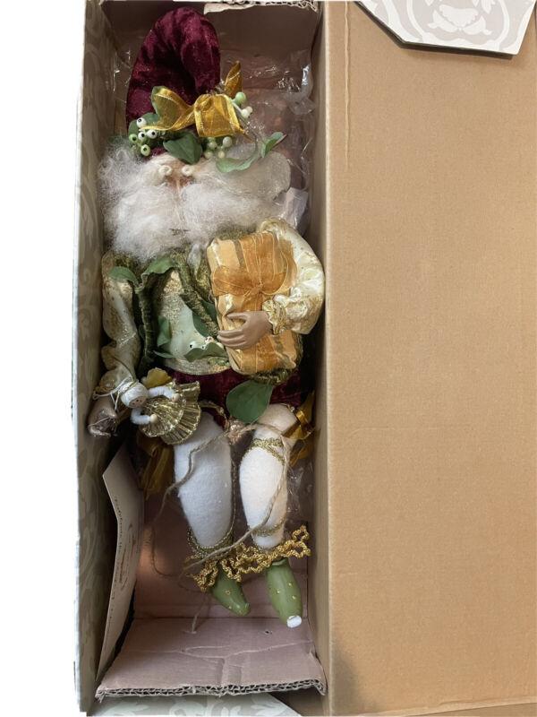mark roberts mistletoe fairy small Broken Toe Limited Edition 2002