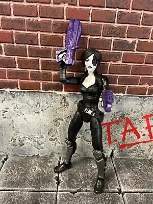 Marvel Legends 2018 Deadpool Wave 1 BAF Sasquatch Domino figure Only Loose