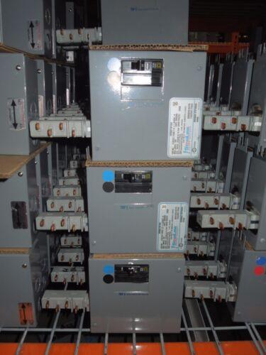 Starline Busway Tap Box Cbdc100e12-1-l630c-4 30a 2p 208y/120v (black/blue) Used