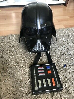 Star Wars Darth Vader Helmet . Hasbro 2004. Full Size