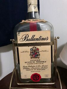 Ballantine's Cradled Bottle