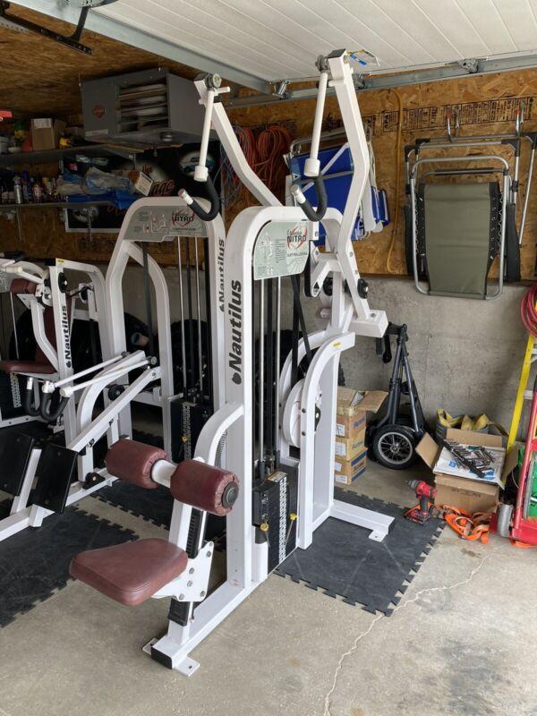 nautilus gym equipment