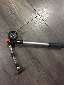Brand New Beto Bicycle Shock Pump 0-400psi gauge Bike Suspension