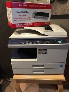 Sharp printer & scanner