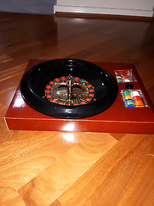 Brand New Roulette Set Bassendean Bassendean Area Preview