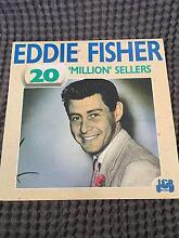 EDDIE FISHER, THE EVERLY BROTHERS, GENE PITNEY/NEIL SEDAKA LP'S Holmview Logan Area Preview