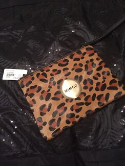 Leopard Mimco purse / clutch  Hamersley Stirling Area Preview