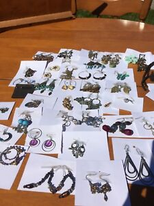 Assorted costume   jewellery