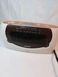 Phillips Dual Alarm Clock Radio AJ 3330