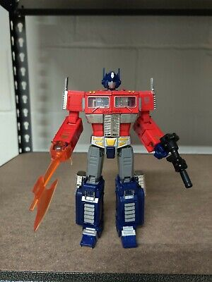 Transformers G1 Optimus Prime KBB MP10-V Voyager Class USA Seller