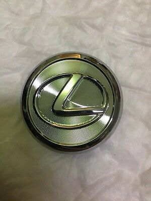 LEXUS ES RX 330 350 Wheel Hub CENTER CAPS 42603-AH010 CHROME OEM