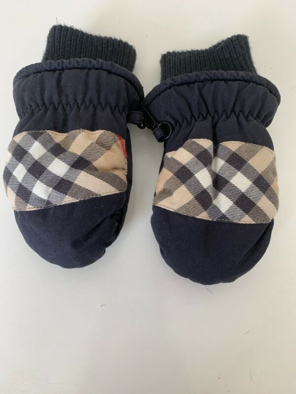 Burberry Baby Mittens Gloves